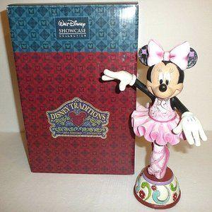 Disney Jim Shore Enesco Minnie Mouse Nutcracker